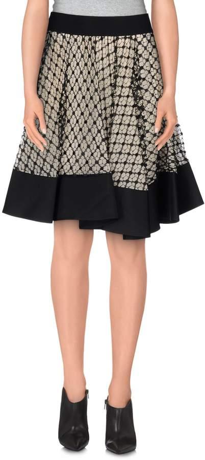 Francesco Scognamiglio Knee length skirts