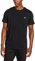 Fred Perry Men's Crew Neck T-shirt, Navy, XX-Large