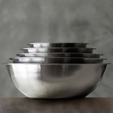 Williams-Sonoma Williams Sonoma Stainless-Steel Restaurant Mixing Bowls