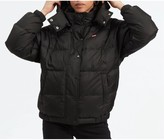 Levi's Short Down Padded Puffer Jacket with Hood and Pockets