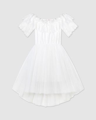 Designer Kidz Camille Lace Dress