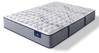 "Serta Perfect Sleeper 12"" Firm Hybrid Mattress Mattress Size: Twin"