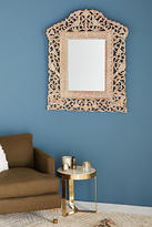 Anthropologie Avian-Carved Mirror