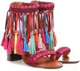 Chloé Embellished sandals