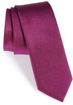 The Tie Bar Men's Solid Silk Tie