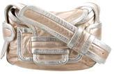 Pierre Hardy Metallic Crossbody Bag