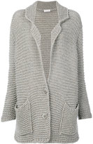 Le Tricot Perugia knitted sweater - women - Silk/Cashmere/Virgin Wool - M