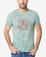 Buffalo David Bitton Men's Logo-Print T-Shirt