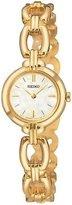 Seiko Women's Gold-tone II watch #SUJD52