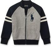 Ralph Lauren 2-7 Reversible Cotton Sweater