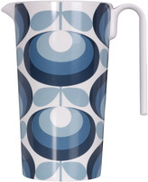 Orla Kiely '70s Flower Blue Pitcher