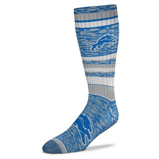 Women's For Bare Feet Detroit Lions Going to the Game Socks