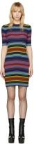 Marc Jacobs Multicolor Striped Dress