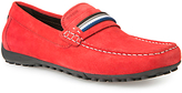 Geox Snake Moccasin Shoes