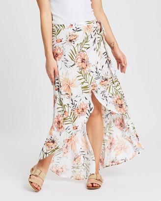 Rip Curl Playa Blanca Wrap Skirt
