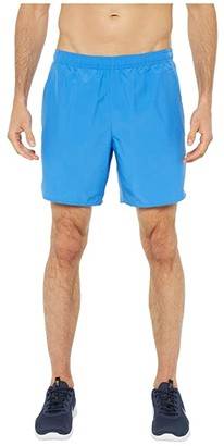 Nike Challenger Shorts 7 2-in-1 (Pacific Blue/Reflective Silver) Men's Shorts