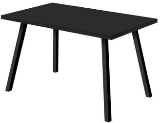 Kaylum Metal Dining Table Ebern Designs Color: Taupe
