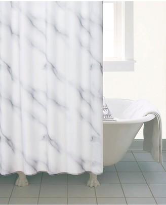 Aqualona Marble Shower Curtain