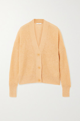 Vince Ribbed-knit Cardigan - Cream