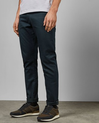 Ted Baker Tailored Straight Leg Jeans