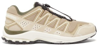 Salomon Xa-comp Ltr Adv Mesh Trainers - Mens - Beige