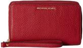 MICHAEL Michael Kors Adele Large Flat Multifunction Phone Case