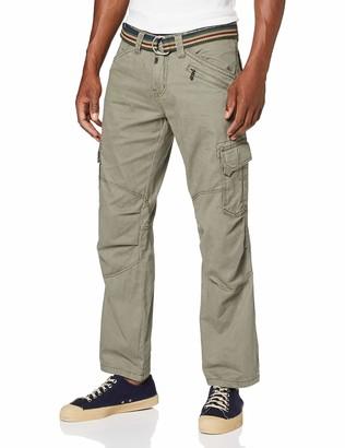 Timezone Men's Loose Benitotz Cargo Trouser