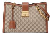 Gucci Padlock medium GG shoulder bag