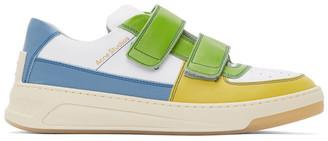 Acne Studios Multicolor Perey Strap Sneakers
