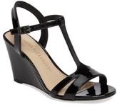 Athena Alexander Women's Andres Wedge T-Strap Sandal