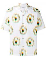 Stella McCartney floral print bowling shirt