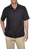 Nat Nast 'Union' Regular Fit Short Sleeve Silk Sport Shirt