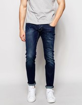 Esprit Skinny Fit Jean In Dark Wash