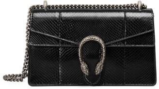 Gucci Dionysus python shoulder bag