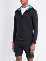 HUGO BOSS Reflective jersey sweatshirt