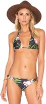 Lenny Niemeyer Long Halter Bikini Top