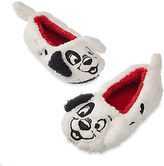 Disney Patch Plush Slippers for Kids - 101 Dalmatians