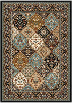 Dakota American Badillo Rug, Blue, 3'x4', Scatter