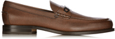 Tod's Morset leather loafers