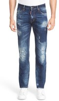 DSQUARED2 Men's 'Dean Punk' Distressed Jeans