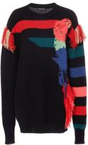 Sonia Rykiel Cashmere Jacquard Sweater