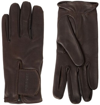 Purdey Leather Shooting Gloves