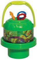 Little Kids Teenage Mutant Ninja Turtles No-Spill Bubble Bucket by