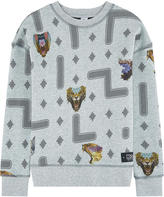 Molo Printed sweatshirt Milton