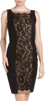 Single Dress Single Nicolette Lace-Panel Dress
