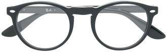 Ray-Ban Round-Frame Prescription Glasses
