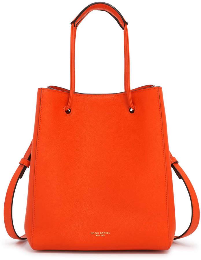 Henri Bendel Parker Bucket Bag