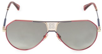 Givenchy 61MM Shield Sunglasses