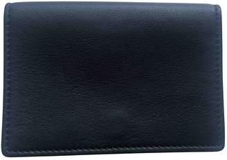 Smythson Black Leather Purses, wallets & cases