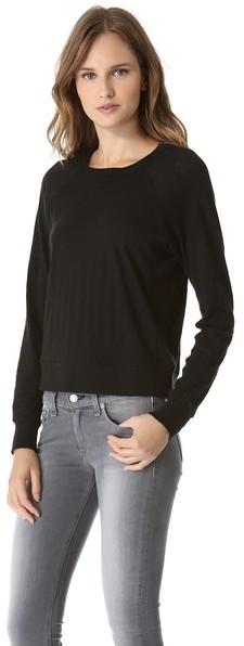 Rag and Bone Classic Raglan Pullover